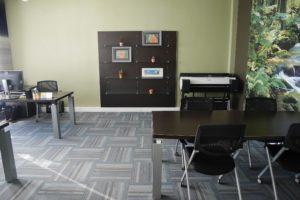 KLM Projekt office