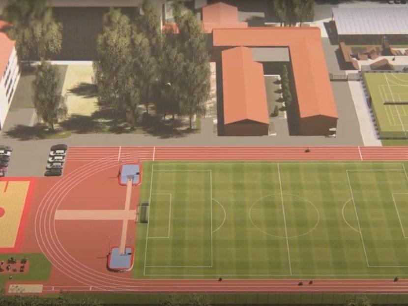 KLM Projektil on hea kogemus spordiväljakute projekteerimisel üle Eesti